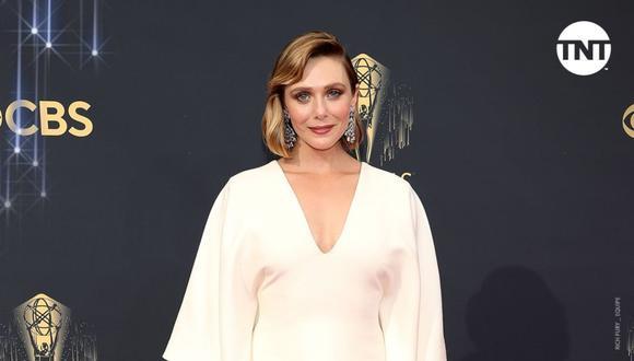 Elizabeth Olsen fue nominada en los premios Emmy . (Foto: @tntlatam).