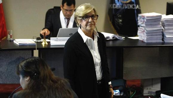 """Susana Villarán: """"Yo no me fugo, jamás eludiré la justicia y daré la cara por dignidad"""""""