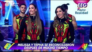 EEG: Tras reconciliarse Melissa Loza y Tepha Loza intentan recuperar el tiempo perdido (VIDEO)