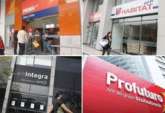 Pobladores de Sánchez Cerro viajaron para retirar sus aportes de las AFP