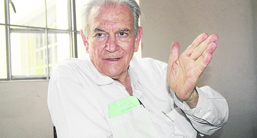 José Murgia se allana a investigación por caso Odebrecht