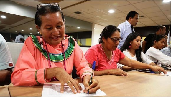Lenguas nativas tienen poca presencia en entidades públicas