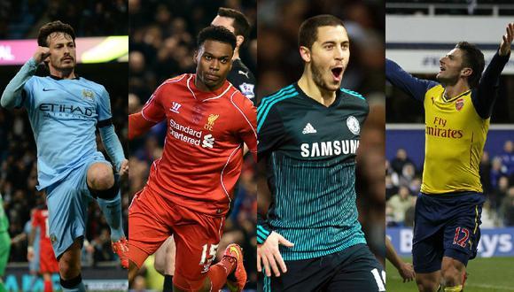 Conoce como va la Premier League tras la fecha 28