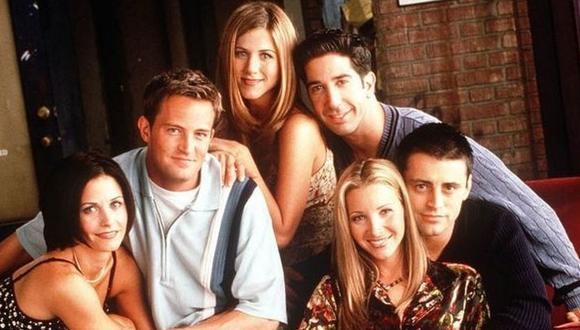 Friends (Foto: Archivo Correo)