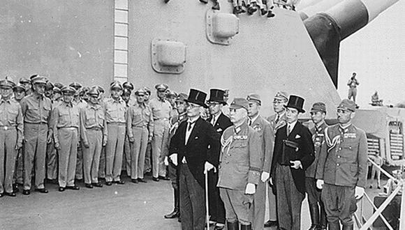 Publicarán grabación original del mensaje de rendición de Japón en la Segunda Guerra Mundial