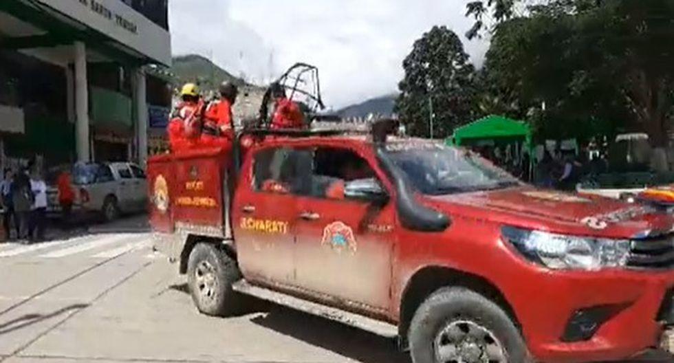"""Ministerio de Turismo sobre huaico en Cusco: """"Hasta el momento son 13 personas desaparecidas"""""""