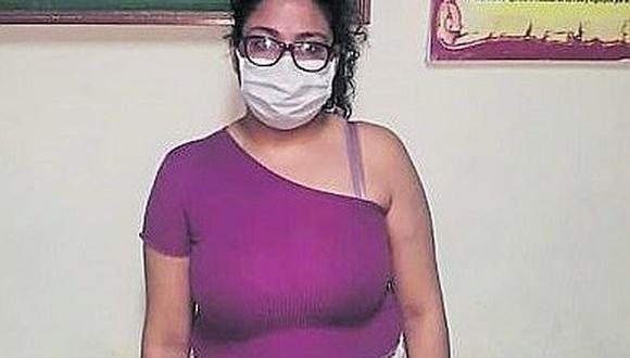 Detienen a mujer por agredir a policía en Tumbes
