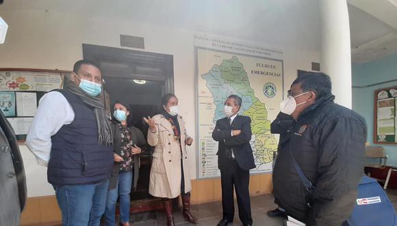Áncash: intervienen Red de Salud de Conchucos Norte por presuntos actos de corrupción (Foto: Gore Áncash).