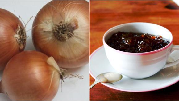 Mermelada de cebolla, una fácil receta para preparar en casa