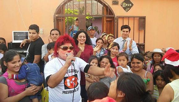 """Keiko Fujimori: Local en SJL es vivienda de líder de """"los malditos de Bayovar"""""""