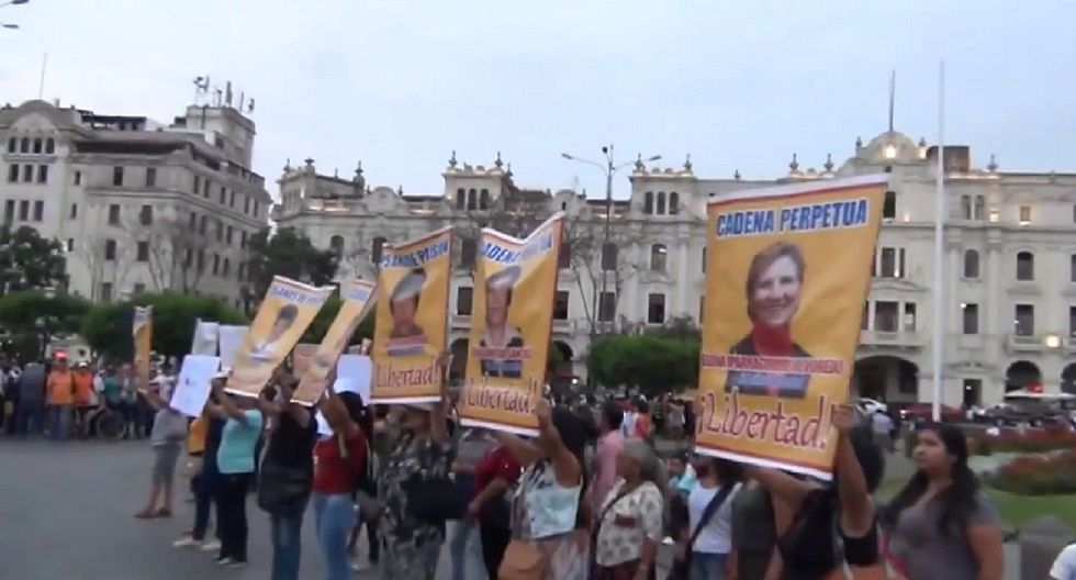 Sendero Luminoso: Denuncian otras dos marchas del Fudepp y Movadef en centro de Lima