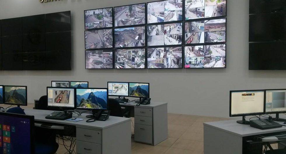 Inauguran centro de monitoreo de seguridad en Cusco