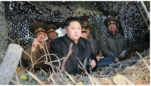 """Corea del Norte promete una """"respuesta sin piedad"""" ante las amenazas de EE.UU. (VIDEO)"""