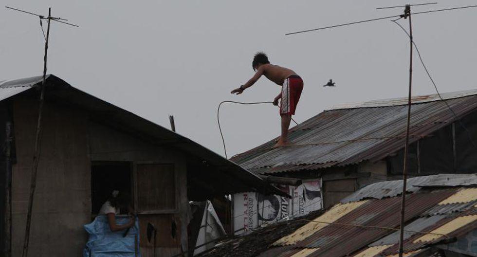 """Supertifón """"Yolanda"""" golpea Filipinas (FOTOS)"""
