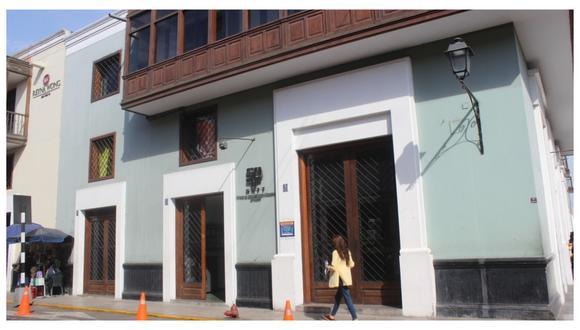 Ente recaudador presenta proyecto a la Municipalidad Provincial de Trujillo.
