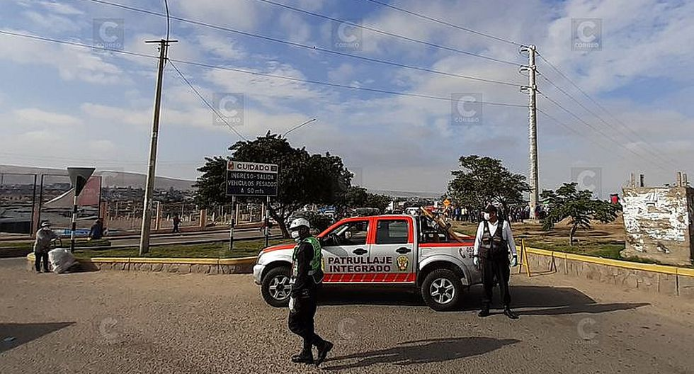 Tacna: Caos con nuevo sistema de ingreso al mercado Grau