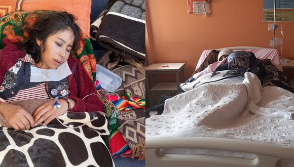 La agraviada fue trasladada a un establecimiento de salud debido a las graves lesiones. (Foto: Difusión)
