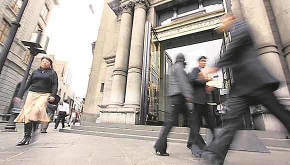 Economía: BVL culminó jornada en terreno negativo
