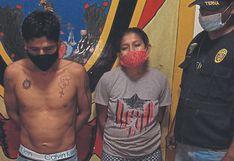 "Tumbes: Capturan a dos personas  con 220 ""ketes"" de droga"