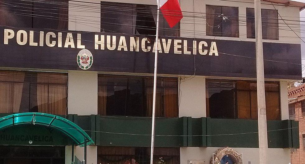 Huancavelica: Intervienen a joven y tenía pornografía infantil