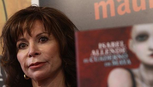 Efemérides: Un día como hoy nace la escritora chilena Isabel Allende