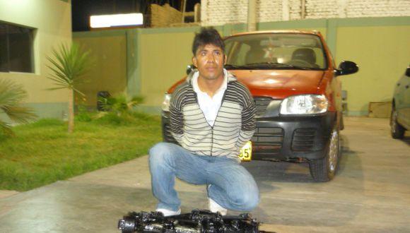 Pisco: Dan libertad a detenido por drogas