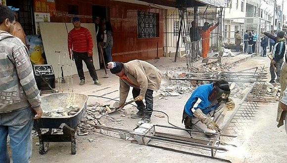 Callao: Recuperan espacios públicos invadidos por vecinos
