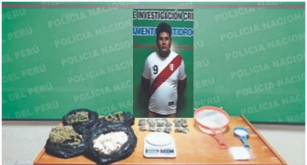 """Cae """"Mañuco"""" con cerca de dos kilos de PBC y marihuana en mototaxi"""