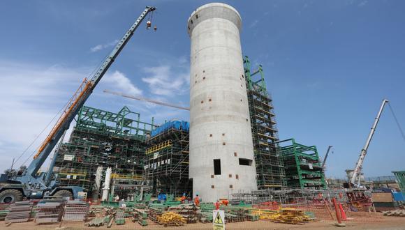El proyecto empezó con una inversión estimada en US$ 1,300 millones, pero hasta octubre del año pasado se incrementó a más de US$ 5,000 millones. (Foto: GEC)