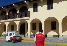 Contraloría alerta irregularidades en compra de canastas en Lucanas