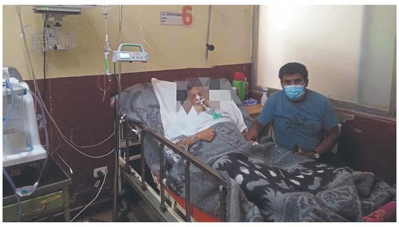 Joven madre estuvo 20 días en estado crítico tras contraer COVID-19 y ahora sufre secuela de la intubación que le impide respirar.