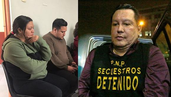 Hermanos que encubrieron a Félix Moreno fueron condenados a tres años de prisión suspendida