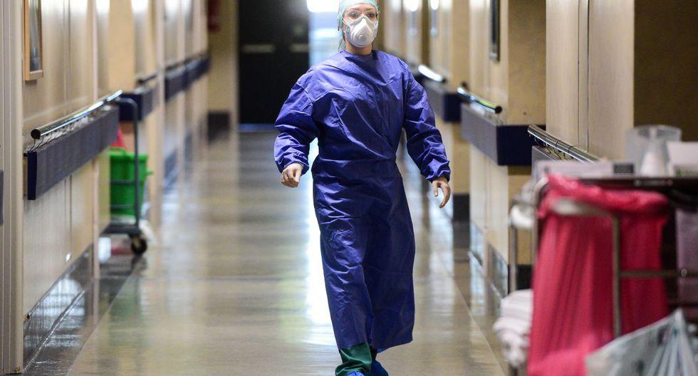 La región septentrional de Lombardía es la que registra el mayor número de fallecidos y de infectados (Foto: AFP)