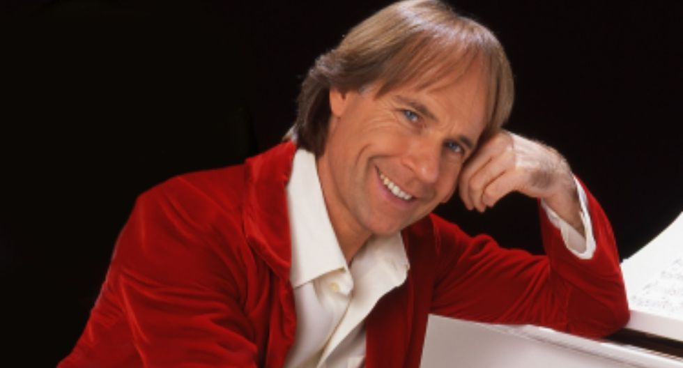 Richard Clayderman regresa a Lima  (Foto: Difusión)