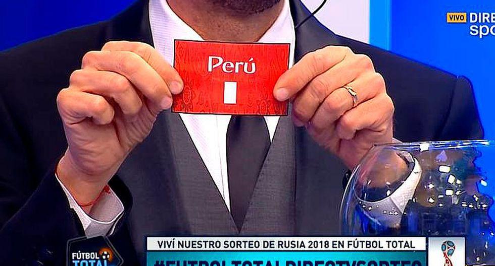 Perú en Rusia 2018: Sepa a qué hora y dónde podrá ver el sorteo del Mundial