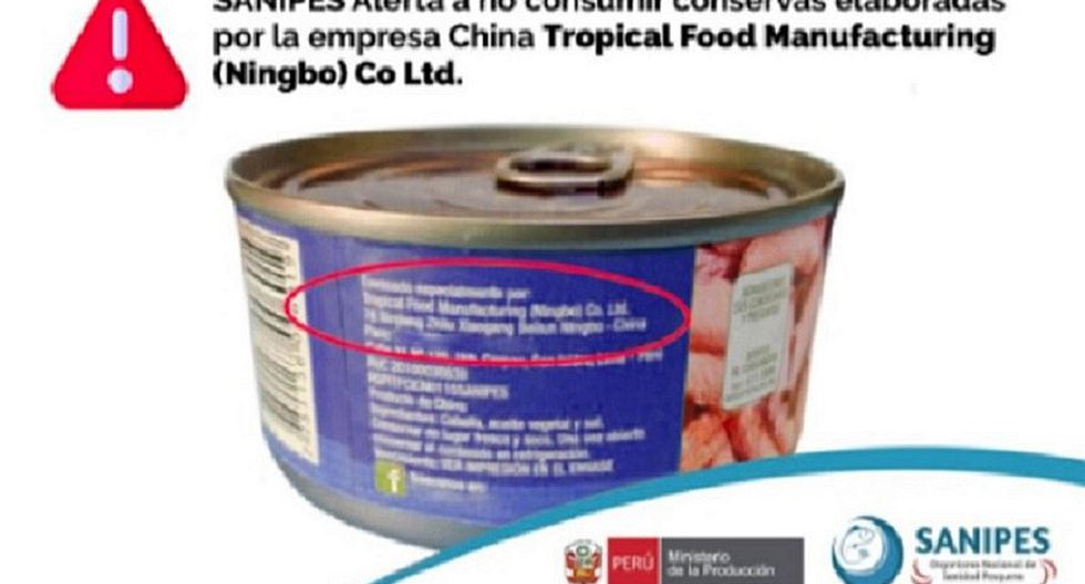 Atención: estos son los síntomas que provoca consumir conservas contaminadas