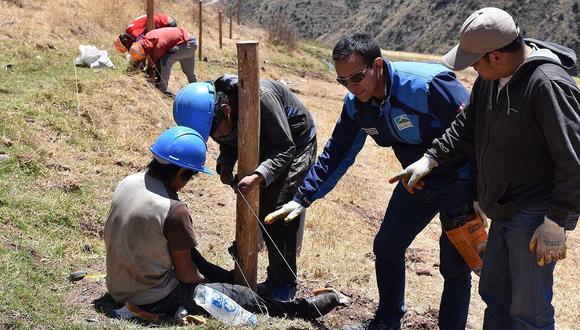 Cusco: Instalan parcelas de investigación sobre ecosistemas de montaña