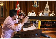 Autoridades de la región La Libertad dan ultimátum a presidente Francisco Sagasti