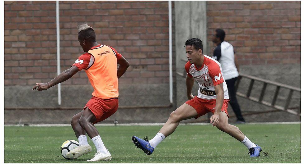 """Cristian Benavente: """"Llego con mucha confianza, en la selección me siento como en casa"""""""