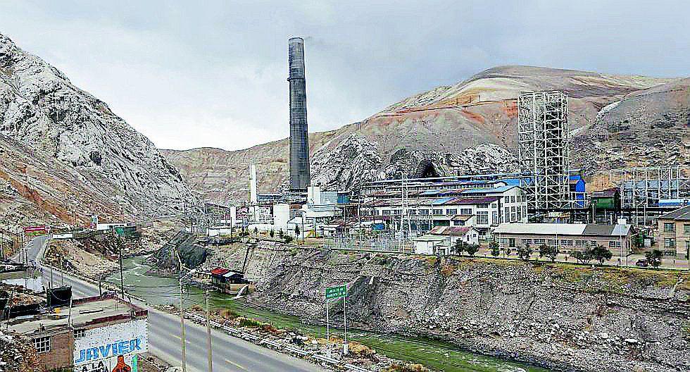 A falta de garantías, trabajos en Complejo Metalúrgico de  La Oroya paralizarían