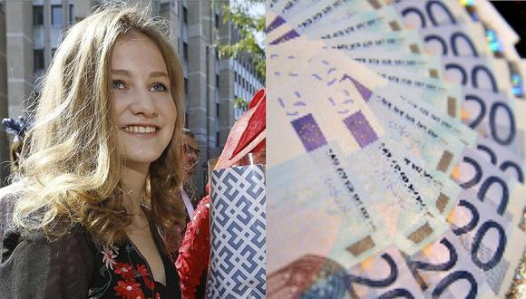 Princesa Isabel de Bélgica se queda sin pago diario de 2,500 euros