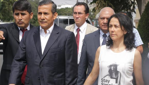 Defensa de Humala y Heredia logra recusar a jueza Edita Condori
