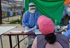 Huancavelica pasa los mil casos de coronavirus