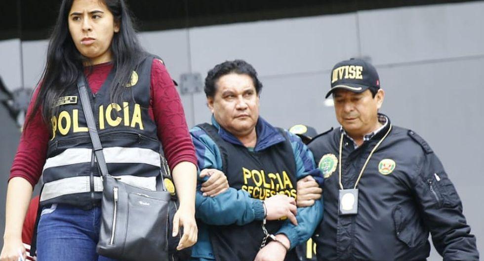 El exburgomaestre fue internado en el Establecimiento Penitenciario Ancón I, donde cumple su condena de 16 años de prisión efectiva por enriquecimiento ilícito proveniente del lavado de activos. (Foto: Allen Quintana/GEC)
