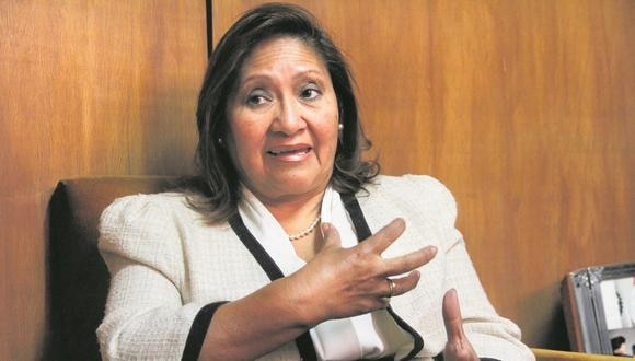 Choquehuanca busca que los pequeños empresarios superen la crisis económica. (Foto: Correo)