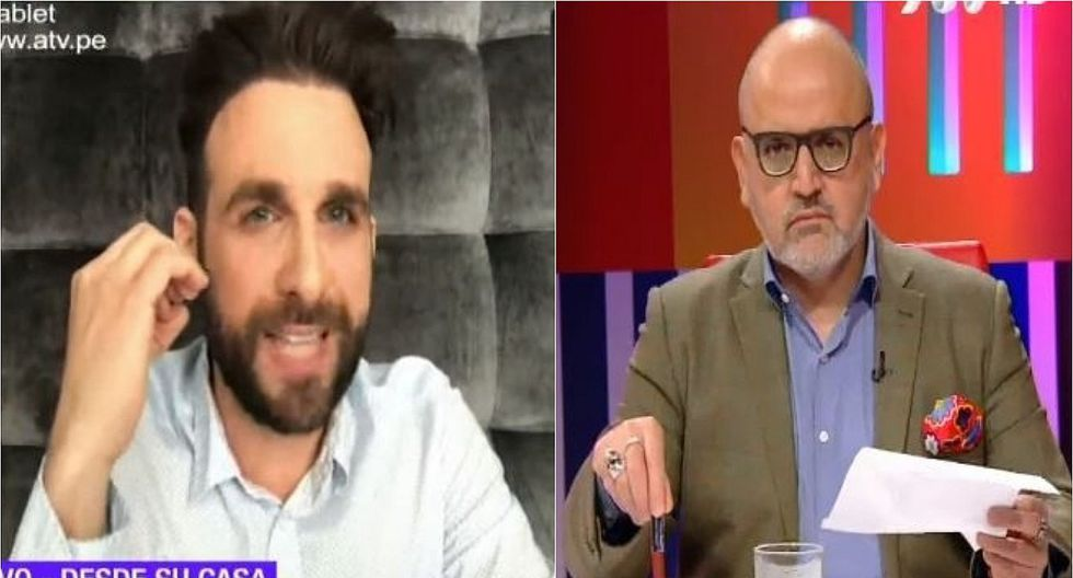 Rodrigo González se pronuncia tras denuncias de su hermano (VIDEO)