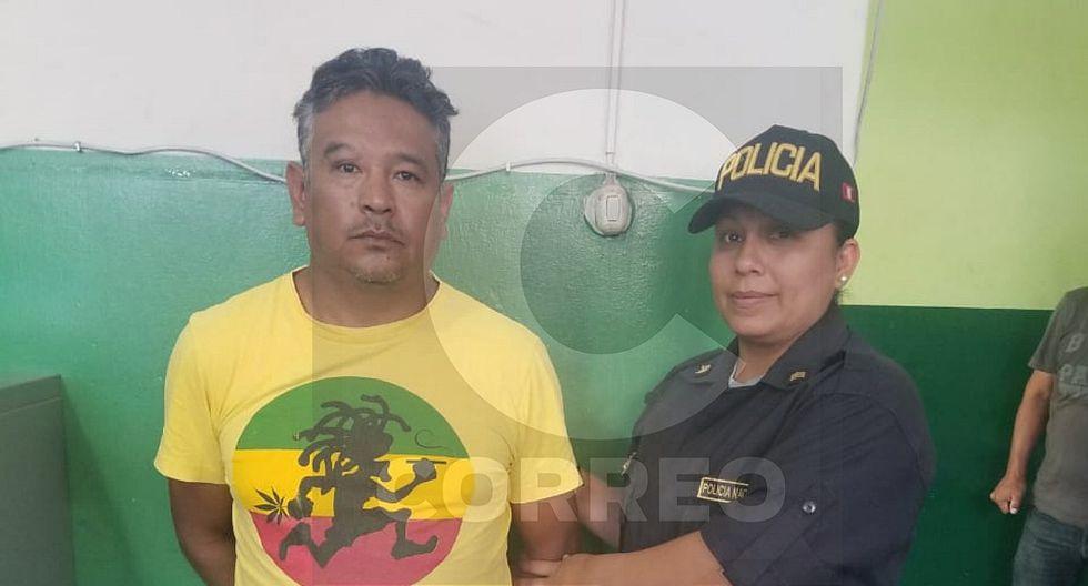 Exfiscalizador de la comuna piurana acusado de pedir coima a transportistas cae en Chiclayo