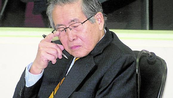 Hoy se inicia juicio a Fujimori por caso Diarios Chicha