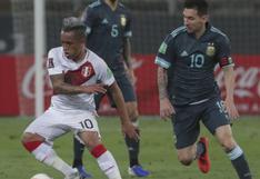 Perú se medirá con Argentina: fecha y hora del juego en Eliminatorias