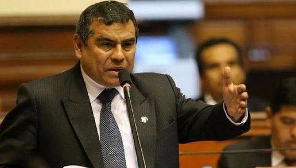 Edgar Ochoa pide tomar precauciones para evitar fuga de Castañeda Lossio